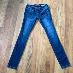 Guess Jeans low rise super skinny